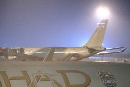 ぽっぽさんが、カイロ国際空港で撮影したサウディア A330-243の航空フォト(飛行機 写真・画像)