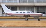 RINA-281さんが、福井空港で撮影した日本個人所有 PA-46-310P Malibuの航空フォト(飛行機 写真・画像)