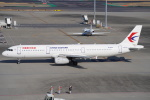 SFJ_capさんが、羽田空港で撮影した中国東方航空 A321-231の航空フォト(飛行機 写真・画像)