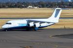 Henry Chowさんが、アデレード空港で撮影したコブハム・アヴィエーション Avro 146-RJ100の航空フォト(飛行機 写真・画像)