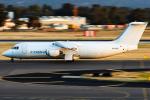 Henry Chowさんが、アデレード空港で撮影したコブハム・アヴィエーション BAe-146-300QT Quiet Traderの航空フォト(飛行機 写真・画像)