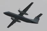 Sharp Fukudaさんが、関西国際空港で撮影した国土交通省 航空局 DHC-8-315Q Dash 8の航空フォト(飛行機 写真・画像)