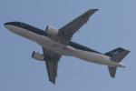 Sharp Fukudaさんが、関西国際空港で撮影したスターフライヤー A320-214の航空フォト(飛行機 写真・画像)
