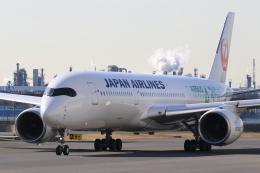 anyongさんが、羽田空港で撮影した日本航空 A350-941XWBの航空フォト(飛行機 写真・画像)