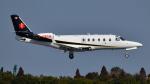 saoya_saodakeさんが、成田国際空港で撮影したエア・ノバ DHC-8-102A Dash 8の航空フォト(飛行機 写真・画像)