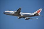 アルビレオさんが、成田国際空港で撮影した中国国際貨運航空 747-4FTF/SCDの航空フォト(飛行機 写真・画像)