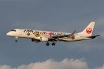 元青森人さんが、仙台空港で撮影したジェイ・エア ERJ-190-100(ERJ-190STD)の航空フォト(飛行機 写真・画像)