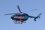 anyongさんが、成田国際空港で撮影した千葉県警察 BK117C-2の航空フォト(飛行機 写真・画像)