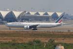 tsubameさんが、スワンナプーム国際空港で撮影したエールフランス航空 777-328/ERの航空フォト(飛行機 写真・画像)
