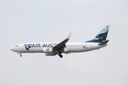 だいすけさんが、スワンナプーム国際空港で撮影したエール・オーストラル 737-89Mの航空フォト(飛行機 写真・画像)