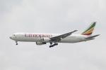 だいすけさんが、スワンナプーム国際空港で撮影したエチオピア航空 767-3BG/ERの航空フォト(飛行機 写真・画像)