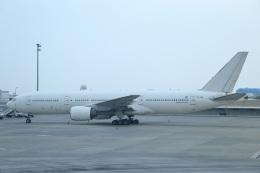 ぽっぽさんが、カイロ国際空港で撮影したエジプト航空 777-266/ERの航空フォト(飛行機 写真・画像)