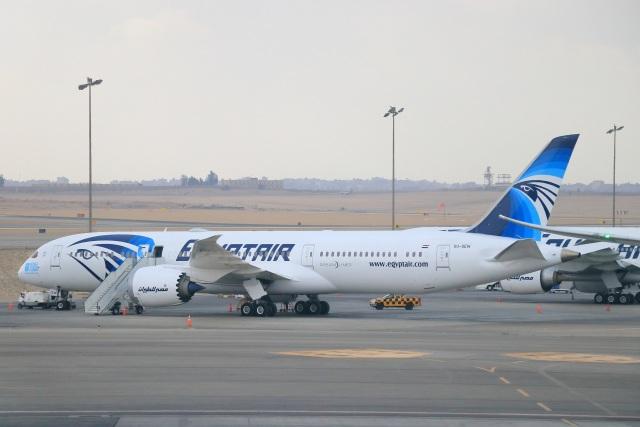 カイロ国際空港 - Cairo International Airport [CAI/HECA]で撮影されたカイロ国際空港 - Cairo International Airport [CAI/HECA]の航空機写真(フォト・画像)