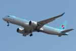 木人さんが、成田国際空港で撮影した大韓航空 BD-500-1A11 CSeries CS300の航空フォト(飛行機 写真・画像)