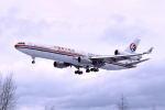 @たかひろさんが、伊丹空港で撮影した中国東方航空 MD-11の航空フォト(飛行機 写真・画像)