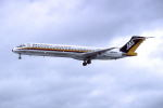 @たかひろさんが、伊丹空港で撮影した日本エアシステム MD-87 (DC-9-87)の航空フォト(飛行機 写真・画像)