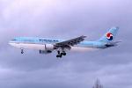 @たかひろさんが、伊丹空港で撮影した大韓航空 A300B4-622Rの航空フォト(飛行機 写真・画像)
