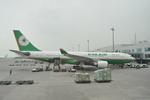 snow_shinさんが、台湾桃園国際空港で撮影したエバー航空 A330-203の航空フォト(写真)