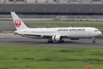 BOEING737MAX-8さんが、羽田空港で撮影した日本航空 767-346/ERの航空フォト(飛行機 写真・画像)