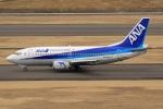 ドリさんが、福島空港で撮影したANAウイングス 737-54Kの航空フォト(飛行機 写真・画像)