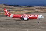 ドリさんが、福島空港で撮影したタイ・エアアジア・エックス A330-941の航空フォト(飛行機 写真・画像)