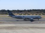 ヒロリンさんが、成田国際空港で撮影したアリタリア航空 A330-202の航空フォト(飛行機 写真・画像)