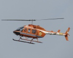 ONOさんが、名古屋飛行場で撮影した新日本ヘリコプター 206L-3 LongRanger IIIの航空フォト(飛行機 写真・画像)