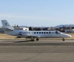 ONOさんが、名古屋飛行場で撮影した中日本航空 560 Citation Vの航空フォト(飛行機 写真・画像)