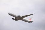 garrettさんが、成田国際空港で撮影した日本航空 787-8 Dreamlinerの航空フォト(飛行機 写真・画像)