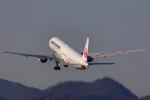 khideさんが、伊丹空港で撮影した日本航空 777-346の航空フォト(飛行機 写真・画像)