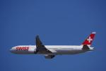 JA8037さんが、成田国際空港で撮影したスイスインターナショナルエアラインズ 777-3DE/ERの航空フォト(飛行機 写真・画像)