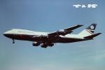 tassさんが、ロンドン・ヒースロー空港で撮影したブリティッシュ・エアウェイズ 747-236Bの航空フォト(飛行機 写真・画像)