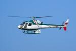 yoshibouさんが、静岡空港で撮影したアカギヘリコプター AS350B2 Ecureuilの航空フォト(飛行機 写真・画像)