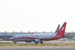 mild lifeさんが、関西国際空港で撮影した上海航空 737-89Pの航空フォト(飛行機 写真・画像)