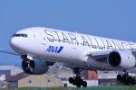 キットカットさんが、伊丹空港で撮影した全日空 777-281の航空フォト(飛行機 写真・画像)