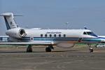 sonnyさんが、羽田空港で撮影した海上保安庁 G-V Gulfstream Vの航空フォト(飛行機 写真・画像)