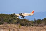 mojioさんが、静岡空港で撮影したベルハンドクラブ PA-28-161 Warrior IIの航空フォト(飛行機 写真・画像)