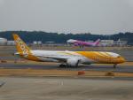 京成本線沿線民(KS3035F)さんが、成田国際空港で撮影したスクート 787-9の航空フォト(飛行機 写真・画像)