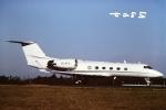 tassさんが、成田国際空港で撮影したサウジアラビア王国政府 G-IV Gulfstream IVの航空フォト(飛行機 写真・画像)
