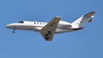 saoya_saodakeさんが、成田国際空港で撮影した国土交通省 航空局 525C Citation CJ4の航空フォト(飛行機 写真・画像)