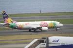 TAK_HND_NRTさんが、羽田空港で撮影したスカイネットアジア航空 737-4Y0の航空フォト(飛行機 写真・画像)