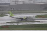 TAK_HND_NRTさんが、羽田空港で撮影したソラシド エア 737-4M0の航空フォト(飛行機 写真・画像)