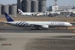 sky-spotterさんが、羽田空港で撮影したガルーダ・インドネシア航空 777-3U3/ERの航空フォト(飛行機 写真・画像)