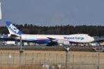 Cスマイルさんが、成田国際空港で撮影した日本貨物航空 747-8KZF/SCDの航空フォト(飛行機 写真・画像)