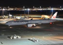 銀苺さんが、羽田空港で撮影した日本航空 777-346/ERの航空フォト(飛行機 写真・画像)
