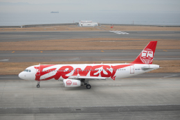 じゃりんこさんが、中部国際空港で撮影したエア・リース・コーポレーション A320の航空フォト(飛行機 写真・画像)