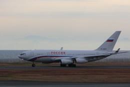 DDYさんが、山口宇部空港で撮影したロシア航空 Il-96-300の航空フォト(飛行機 写真・画像)