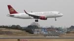 raichanさんが、成田国際空港で撮影した吉祥航空 A320-214の航空フォト(飛行機 写真・画像)