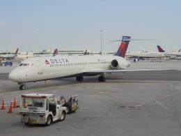 だいすけさんが、ジョン・F・ケネディ国際空港で撮影したデルタ航空 717-2BDの航空フォト(飛行機 写真・画像)