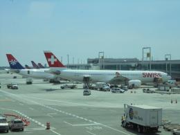 だいすけさんが、ジョン・F・ケネディ国際空港で撮影したスイスインターナショナルエアラインズ A330-343Xの航空フォト(飛行機 写真・画像)
